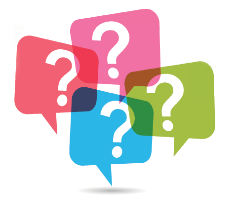 Do you ask questions or do you function from the answer?