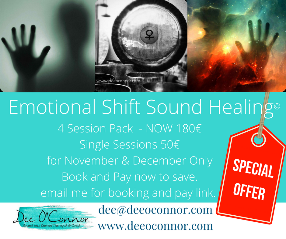 Emotional Shift Sound Healing